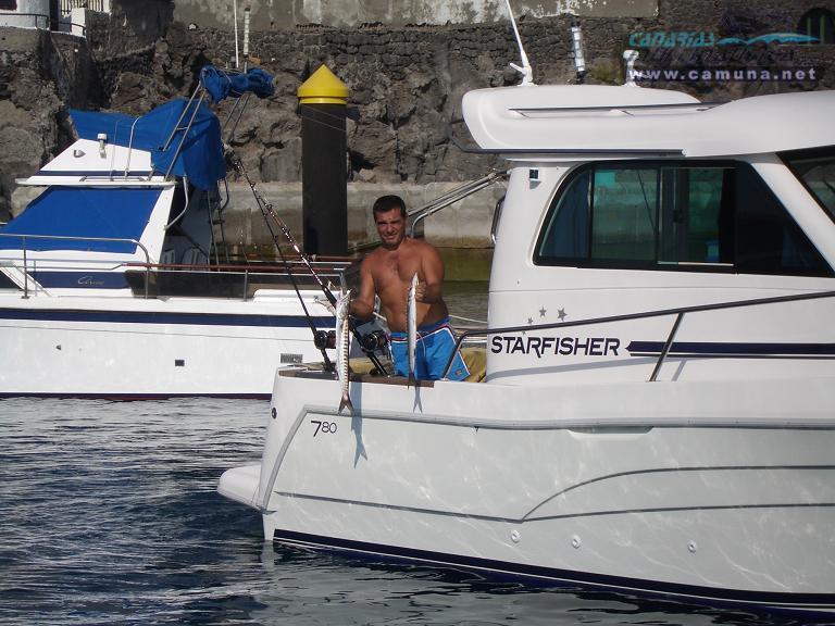 Starfisher 780 Sedan 1
